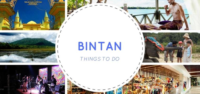 Things to do in Bintan